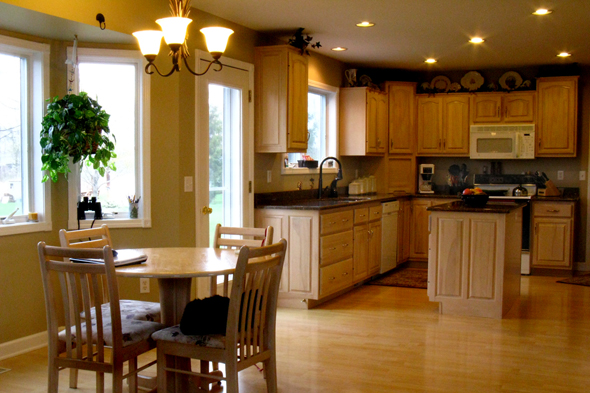 28 Kitchen Interior Paint Modern Kitchen Interior Designs